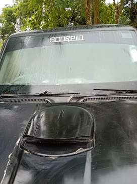 Scropio 2008 first model