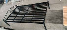 Double Bed or Metal Cot Brand New 4 by 6 Feet