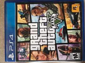 Grand theft auto 5 ps4 for sell