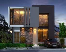 Specious 3 bedroom villa for sale in Chevoor cappela road