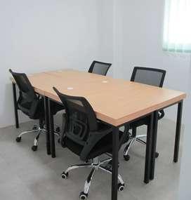 Disewakan, Siap ditempati Private Office, lokasi premium dekat UGM