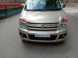 Maruti Suzuki Wagon R VXi BS-III, 2006, Petrol