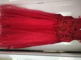 Girl Partywear gown/ frock