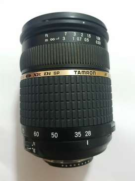 Tamron SP AF 28-75mm F/2.8 Zoom Lens for Nikon