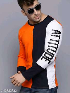 Stylish mens T-shirts Cotton