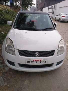 Maruti Suzuki Swift Dzire LXI, 2012, CNG & Hybrids