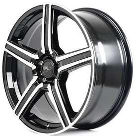 velg hsr wheel ocean ring 18 inc bisa utk di innova,xtrill