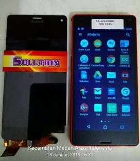 Lcd Touchscreen Z3 Mini Z3 Compact + Pasang