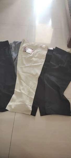New set of 5 pants for men