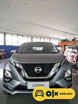 [Mobil Baru] Nissan Livina Free PPNBM 100% DP Ringan Terima TT