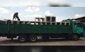 Sedia Tronton triway    sewa Tronton triway siap angkut barang