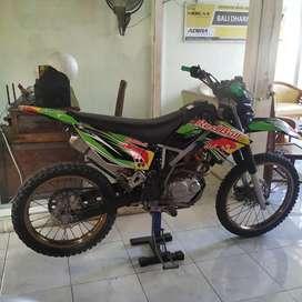 KLX 2012 Bali Dharma motor