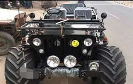 Willy modified superb jeep