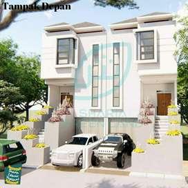 Hunian Nuansa Villa Di Bandung Barat