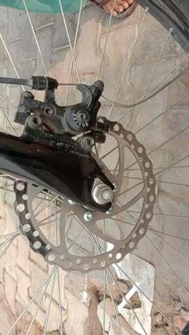 Deskbreak, power break,18 gear ,tubless wheel