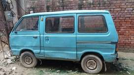 Suzuki Bolan (2 Stock) in running condition Kms is not confirm.