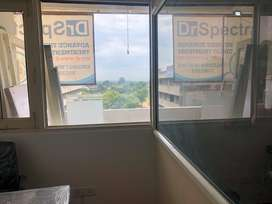 450sq feet office space for rent sector 34 a chd