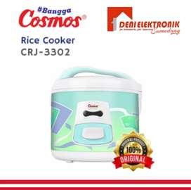 Magic Com / Rice Cooker COSMOS CRJ - 3302 1,8 Liter