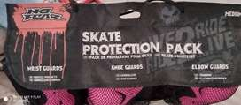 Skating Protection complete Kit