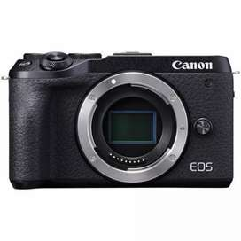 Kredit Canon EOS M6 Mark II Body Only