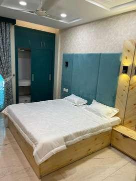 3 Bhk spacious. Luxury Flat in Zirakpur