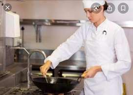 NEED COOK FOR INDIAN FOOD