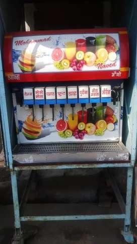 Soda Coldrink Machine
