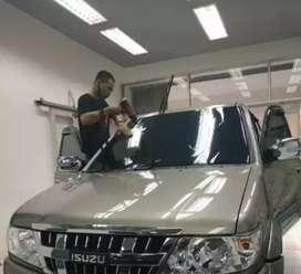 jasa kaca film mobil dan gedung
