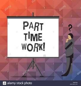 Simply hand writing work home base job salary 13000