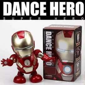 Hero dance iron man