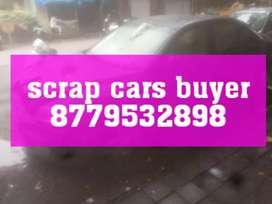 +-£ jgswri -# Scrap car's buyer