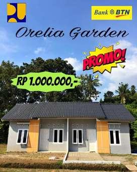 PROMO!!! Bayar 1 juta dapat rumah!