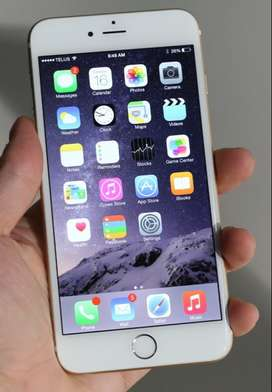 iPhone 6plus 64 gb gold