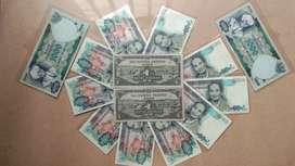 Uang Kuno 1975 dan 1980