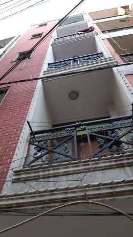2 Room+ 2 Bathroom + 2 Balcony+ 1 Kitchen + Parking (at ground Floor)