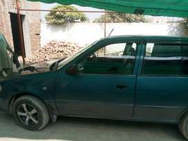 suzuki cultus 2006 petrol and cng kit also installed