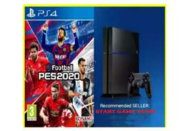 PS4 FAT BUNDLE PES 2020 BANTING HARGA