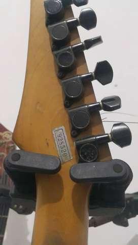 Gitar Ibanez korea 2nd mulus