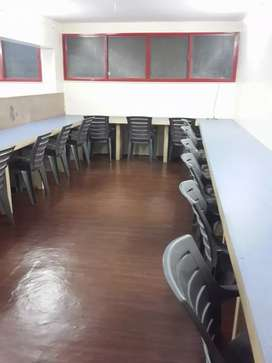 1800 commercial space on Rent - Cidco Connaught  HDFC Bank