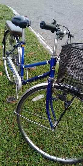 Sepeda jepang BRIDGESTONE ring 27.persneleng 3 speed Nexus JAPAN ori