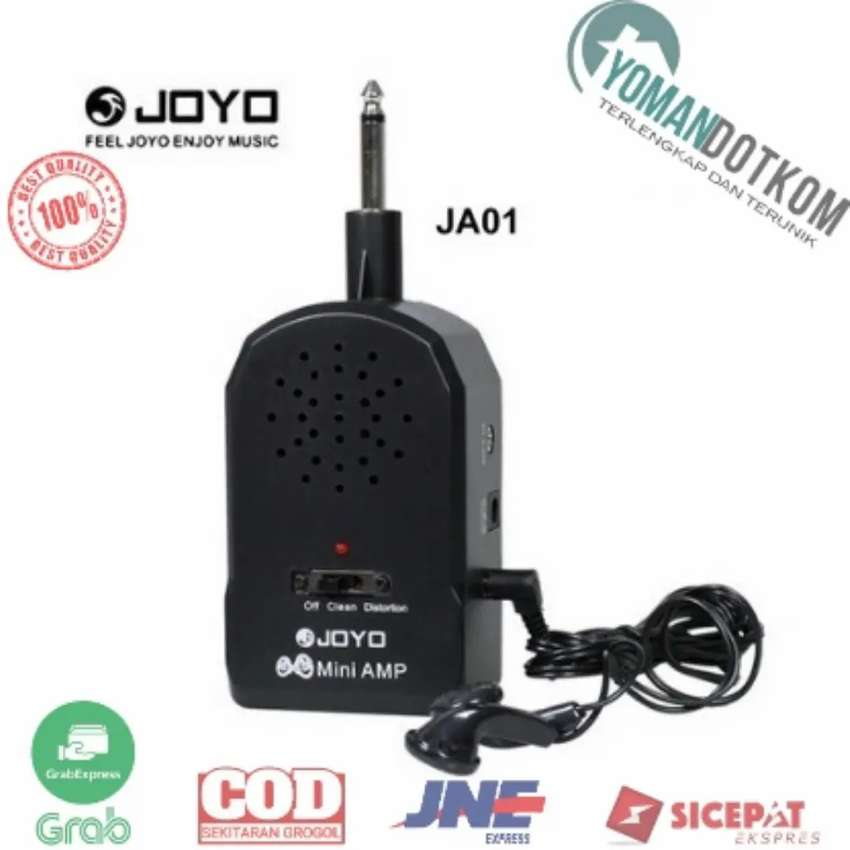 JA-01 JOYO Amplifier Gitar Mini  0