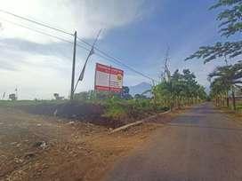 Investasi Aman  dan Nyaman, Kavling villa Pacet view