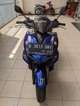 AEROX  2017 type R Cat MOTO GP ( PRJ)