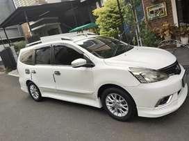 Nissan All new grand Livina HWS pemakaian 2014
