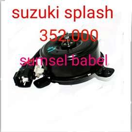 Motor fan suzuki splash sumsel babel
