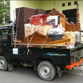 Jasa pindahan antar kirim barang sewa mobil pickup mobil bak losbak
