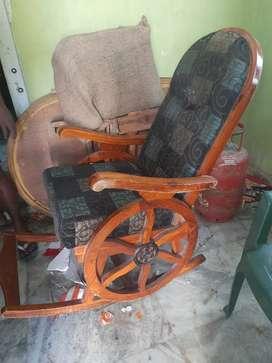 Swing chair teyku