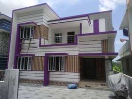 AN ELEGANT NEW 3BED ROOM 1500SQ FT 5CENTS HOUSE IN  KALATHODE,THRISSUR