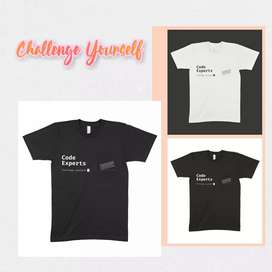 T-Shirt Challenge Yourself