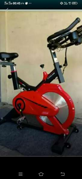 Kebomas sale spining bike terbaru